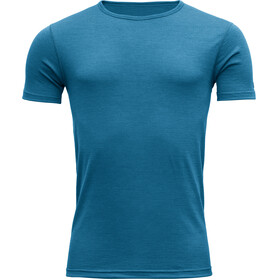 Devold Breeze T-Shirt Men blue melange